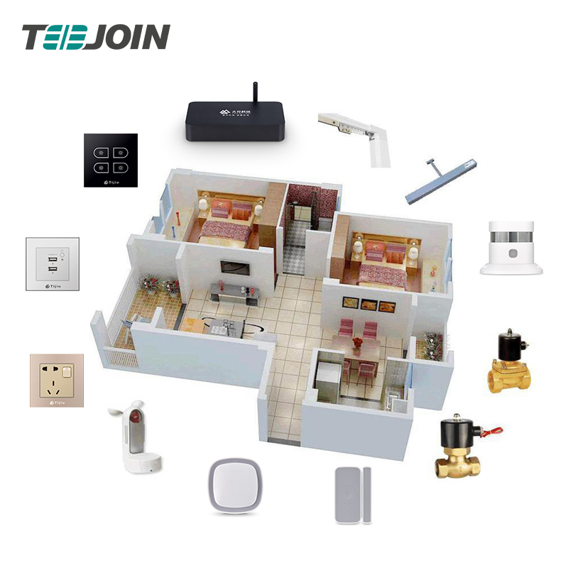 New Home Technology: Teejoin Nb-iot New Technology Smart Home