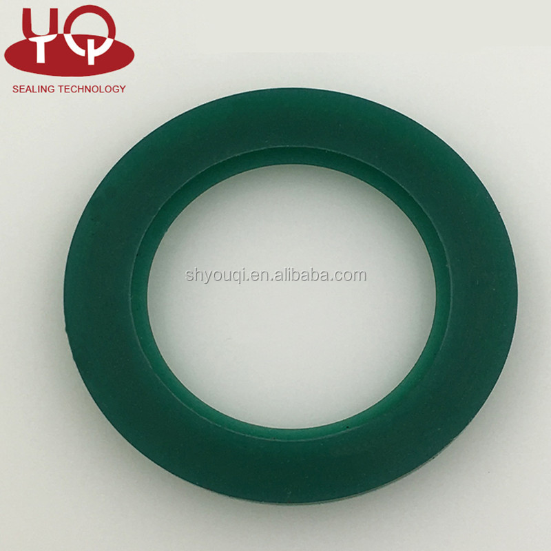 2018 Food grade silicone rubber gasket seals round flat sealing Gaskets ring for bottle Lunch box ice cream machine