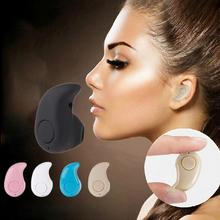 Mini Style Wireless Bluetooth Headphone S530 1pcs In-Ear V4.0 Stealth Earphone Phone Headset Handfree Universal for All Phone