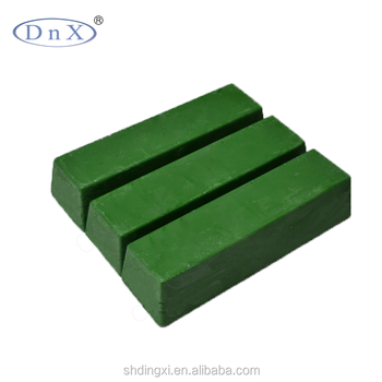 Green polishing compound/buffing wax for metal,stainless steel