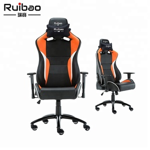 Huzhou Executive Office Chair Luxury Leather Office Chair Reclining Leather Chair