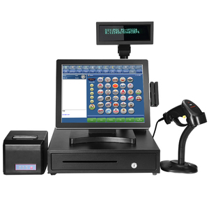 15 Inch cashier system retail point of sale equipment terminal pos for hotel,supermarket,restaurant