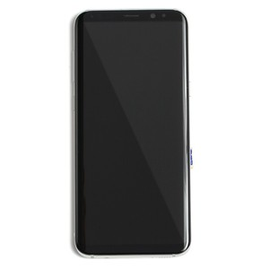 Wholesale Super Amoled Lcd Screen For Samsung Galaxy S8 Plus S8+ Lcd Digitizer G955f With Frame Touch  Screen Ready To Ship