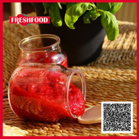 New Crop canned fruits jam without add any preservatives and food colorings