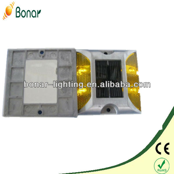 CE Pass and Real Reflector solar road studs price