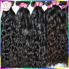 Aparência Natural raw Peruano natural ondas virgem cabelos humanos weave cuticle alinhados Top Related