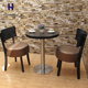 Fast delivery furniture base indoor center chrome metal coffee table legs