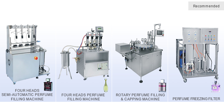 Automatic Perfume Spray Filling Machine Bottling Machinery for Glass Bottle