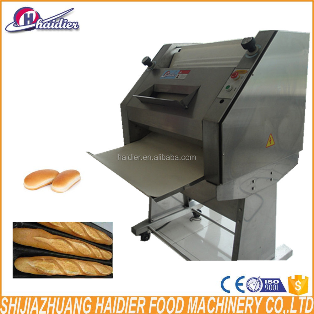 french baguette moulder bakery equipment hot dog roller molder (roll bread molders)