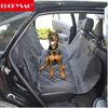Supply Pet Beds & Accessories of Black Pet Dog Car Seat Cover to Protect your car Cleanly