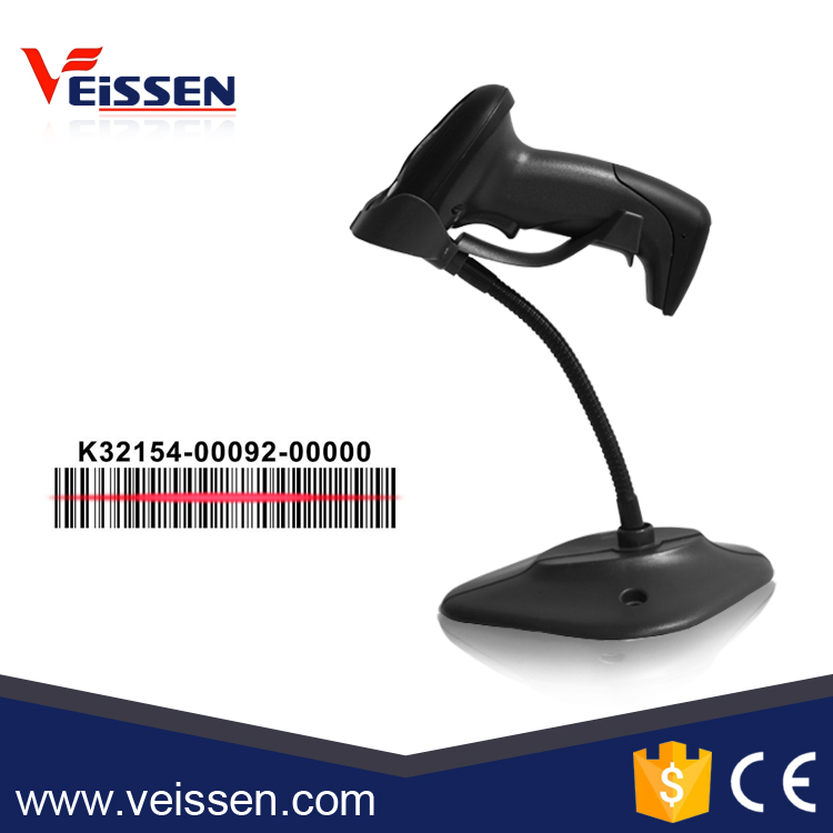 Wholesale handheld auto-sensing qr code scanner usb with CE certified for France