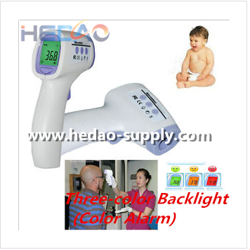 2015 china supplier digital wireless body temperature monitor infrared thermometer ebola non-contact temperature meter