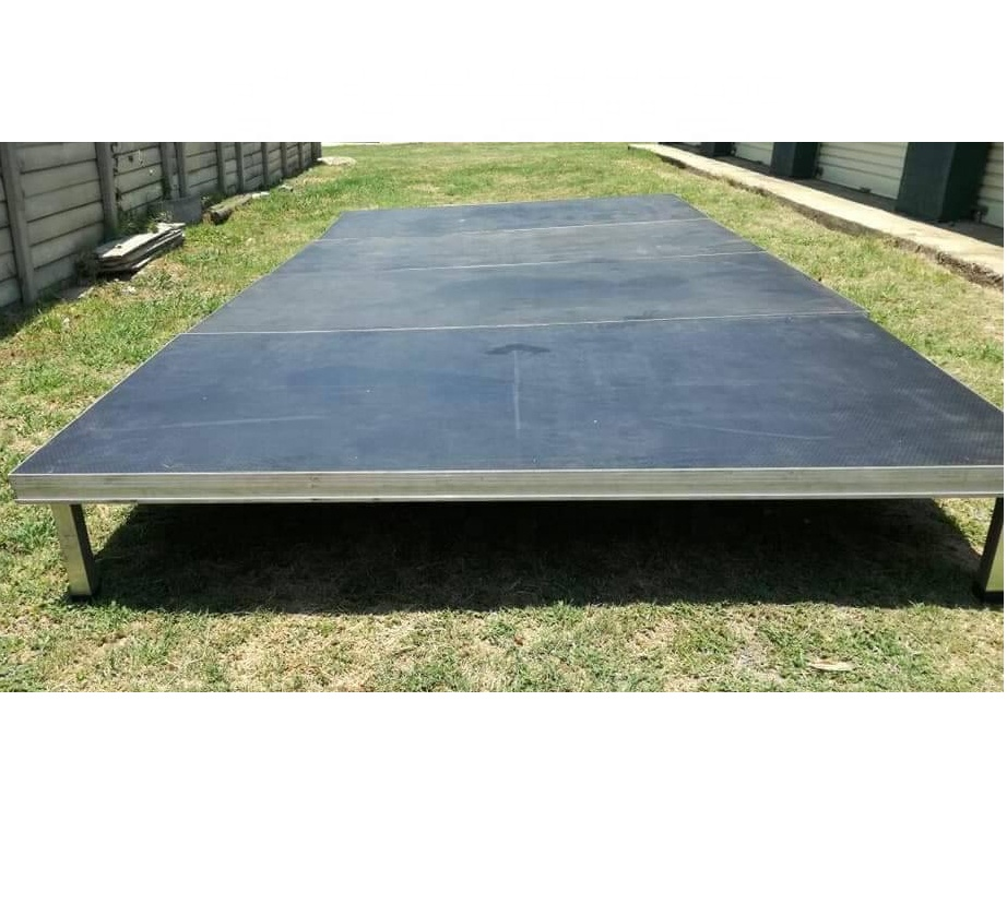 4*8 Feet Aluminum Truss <strong>Stage</strong>/Portable <strong>Stage</strong> Platform/Outdoor Concert Event <strong>Stage</strong>