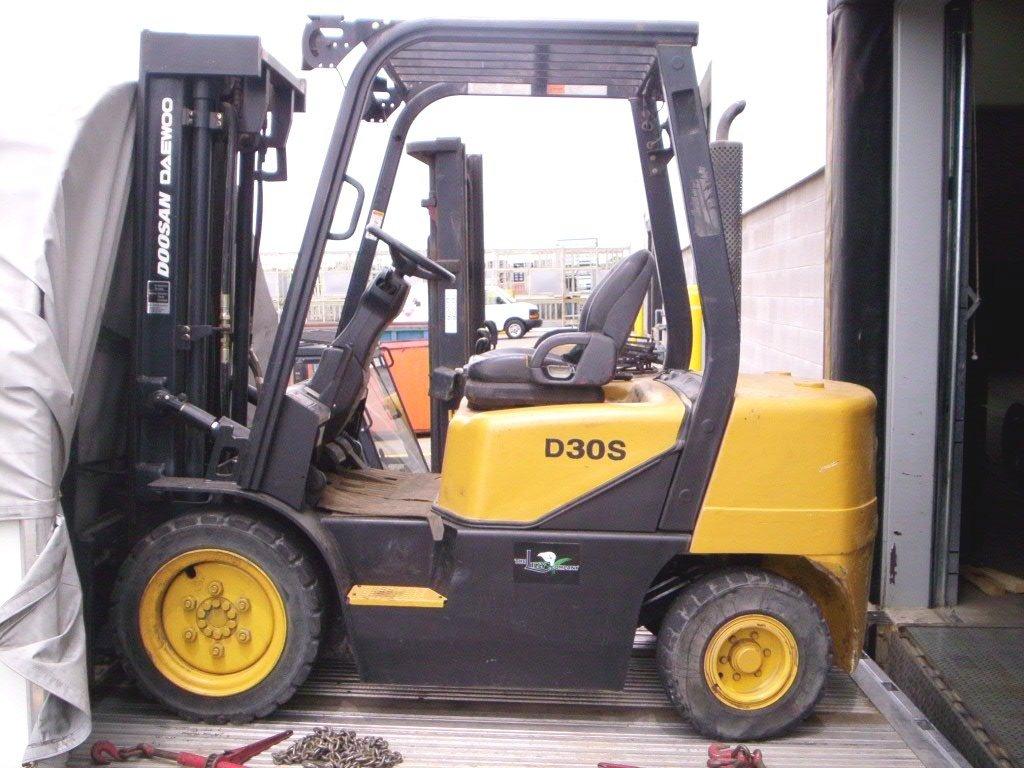 Used Doosan sel Forklift - Buy sel Forklift,sel Forklift ...