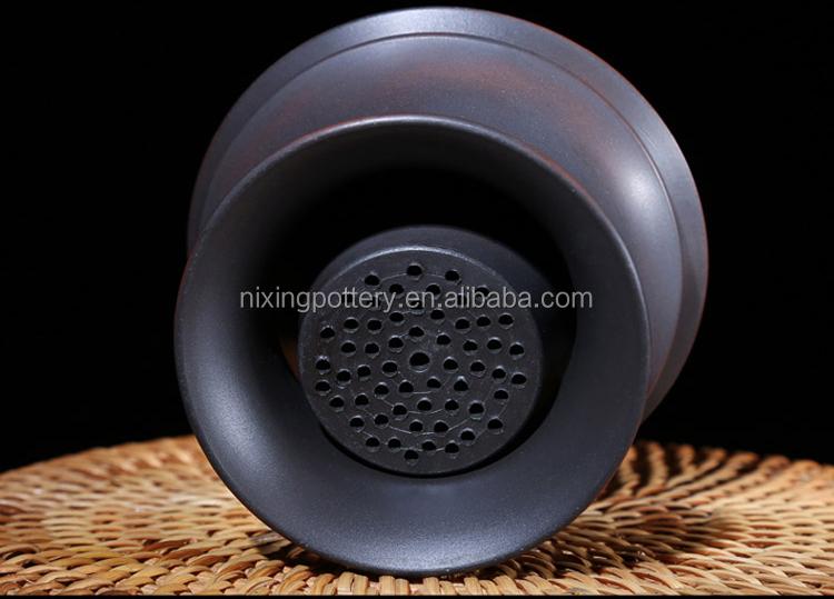 Nixing Tea Filter Container Qinzhou Handmade Tea Infuser
