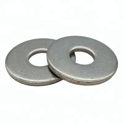 18-8 250 5mm Metric Stainless Steel Flat Washers A-2 SS M5 Flat Washer