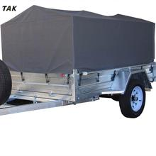 6x4 Custom Size Box Trailer Kooi Cover