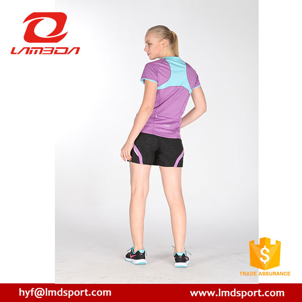 Lambda High Quality Short-sleeved Cycling Jersey Sporting Jersey