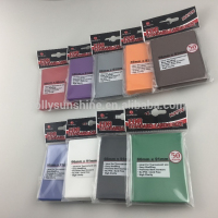 Wholesale Solid Matte Deck Protectors Sleeves for mtg