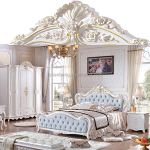 Fancy French Master Home House Furnitures