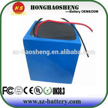 Original China Manufacture Lithium ion 36V Li ion Battery Golf Cart Battery