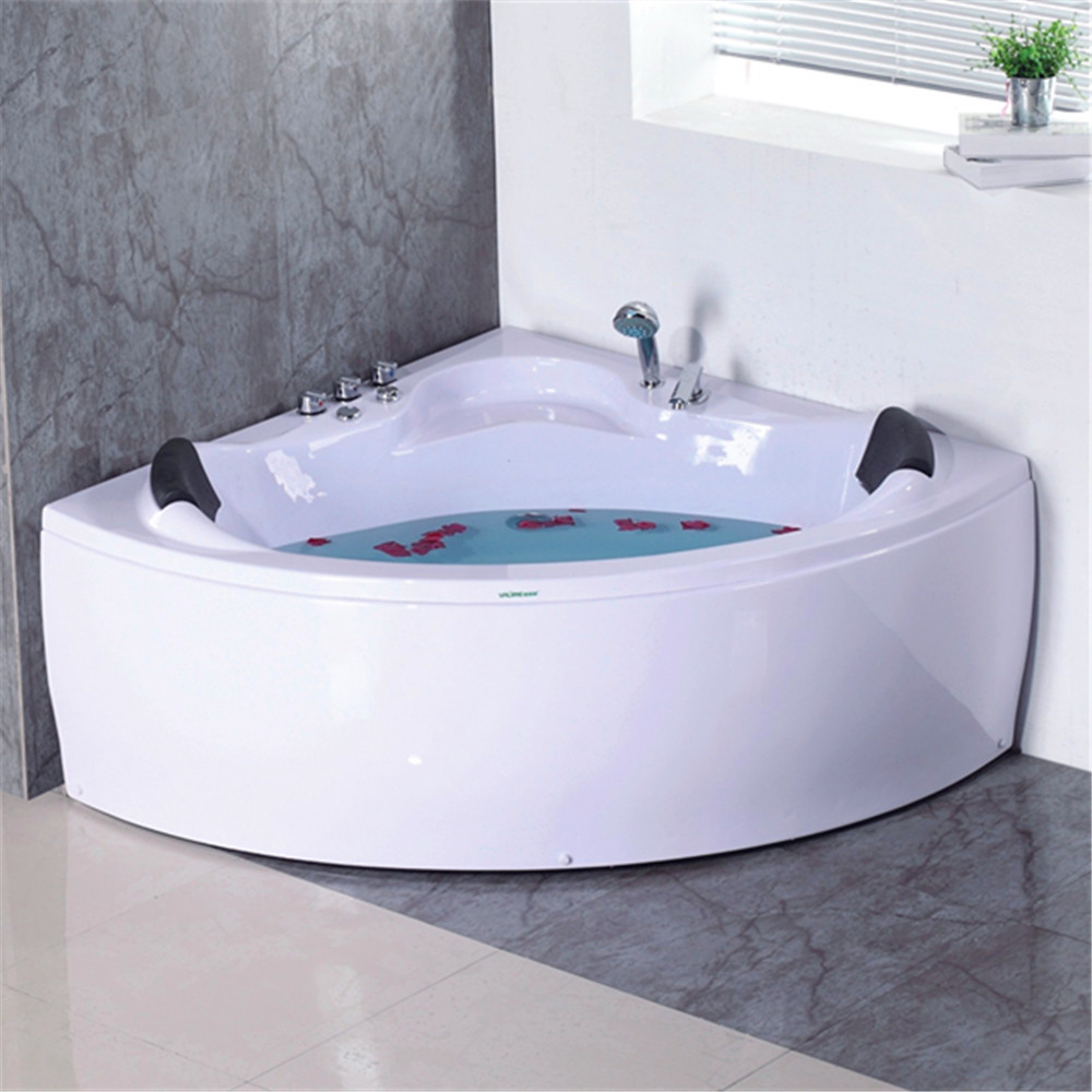 china supplier crystal bathtub