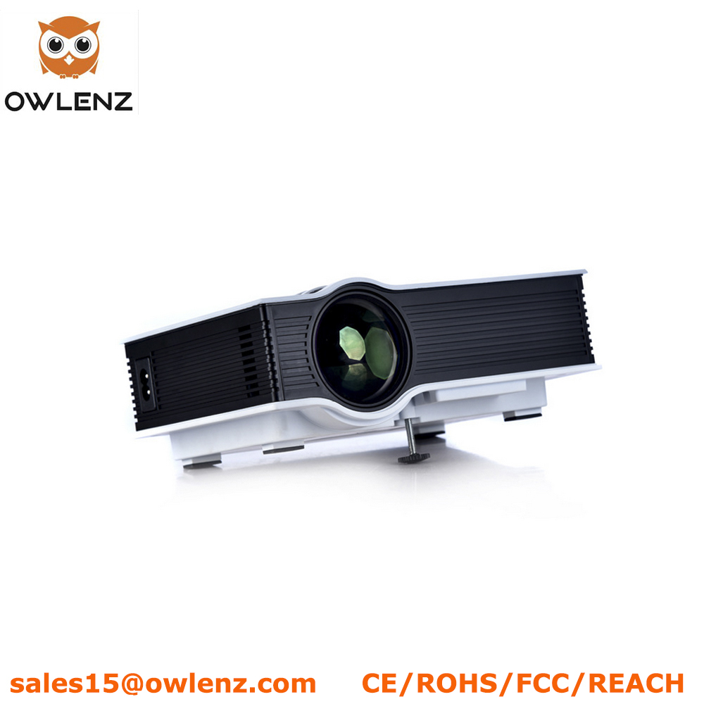 UNIC UC40 Projector 720p 60 portable mini hd led projector cinema