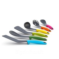Waowei Nylon Plastic Kitchen tool set for cooking utensil