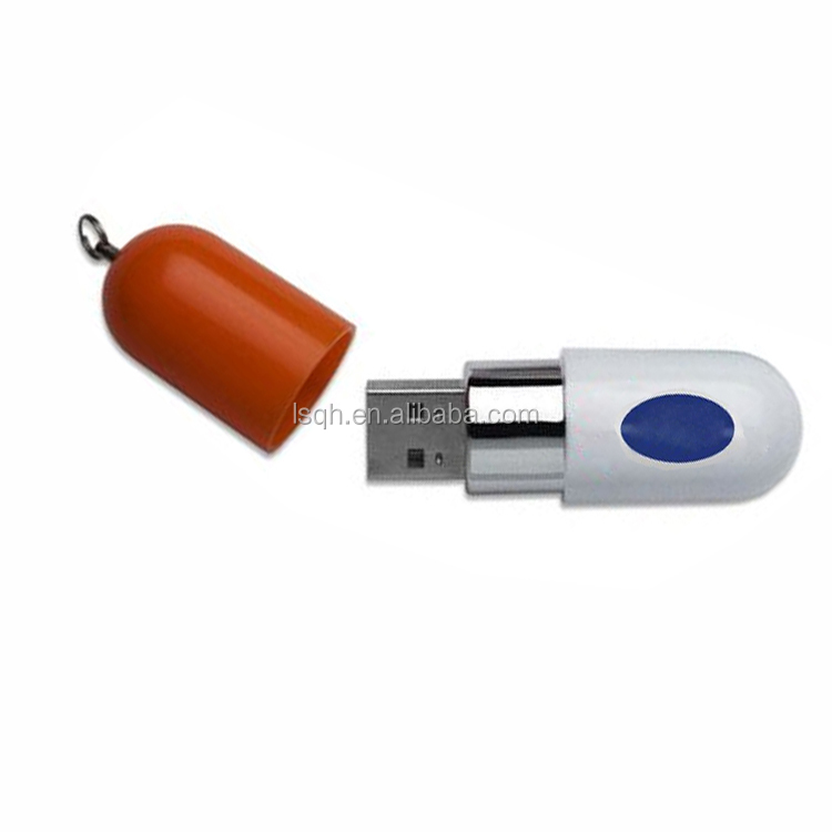 Manufacturer 1GB to 64GB USB Flash Drive for Promotional Gifty