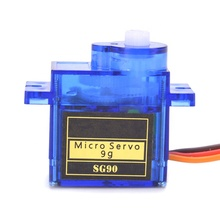 SG90 Mini Gear Micro <span class=keywords><strong>Servo</strong></span> 9g 1.6 KG Mini Voor RC RC 250 450 Vliegtuig Helicopter Auto Voertuig Boot modellen Onderdelen