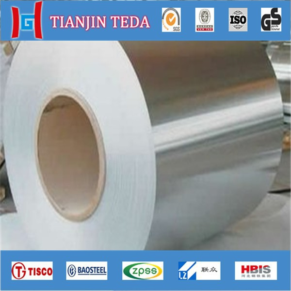 din1.4301 secondary mirror finishing stainless steel coil/sheet