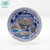 Turkey building style hand painted decorative ceramic souvenir plate