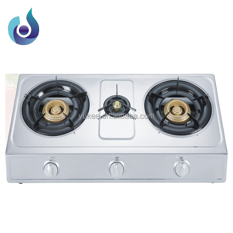 3 Burner Gas Cooktop, 3 Burner Gas Cooktop Suppliers And Manufacturers At  Alibaba.com