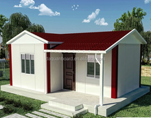 2018 China Leverancier Lage Kosten Modulaire Prefab Huis in <span class=keywords><strong>Lantaarn</strong></span> Amerika