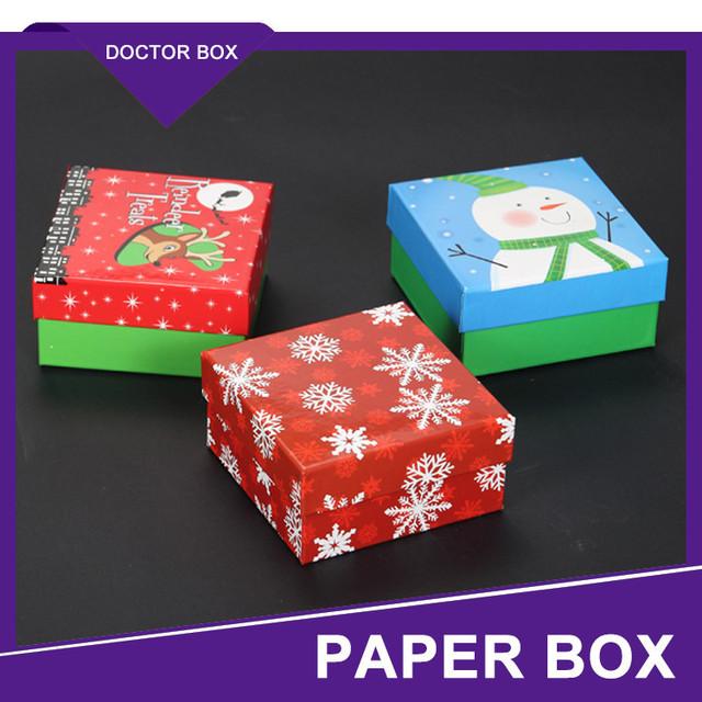 decorative christmas gift box-Source quality decorative christmas ...