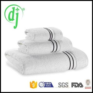 Beauty Embroidery logo 100% cotton Terry Bath towelling mitts /Bench towel