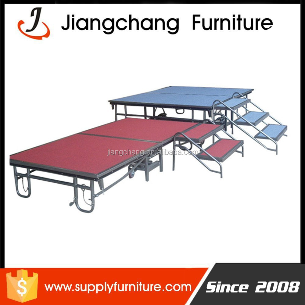 Trade Show Equipment Used <strong>Stage</strong> For Sale With Lowest Price JC- P44