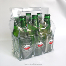 Fashion style Party Wine Ice Gel Carrier Chiller Cold Cool Bag Beer Bottle Cooler