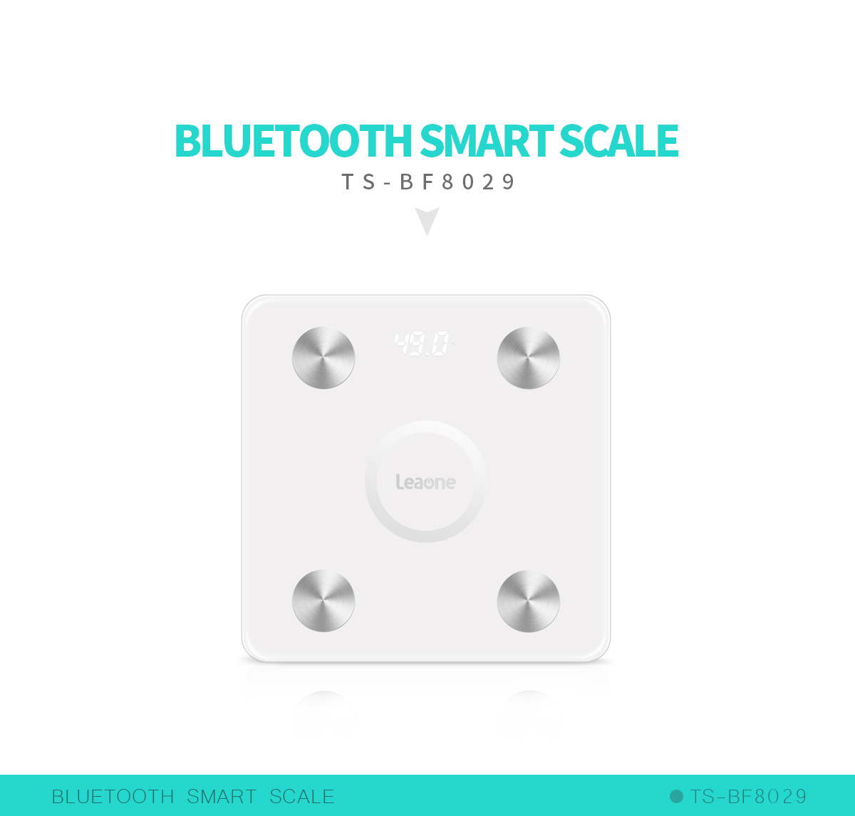 TS-BF8030 2018 New Bluetooth Smart Electronic Personal Weight Digital Weighing Scale, High Accuracy Digital Body Weighing Scale