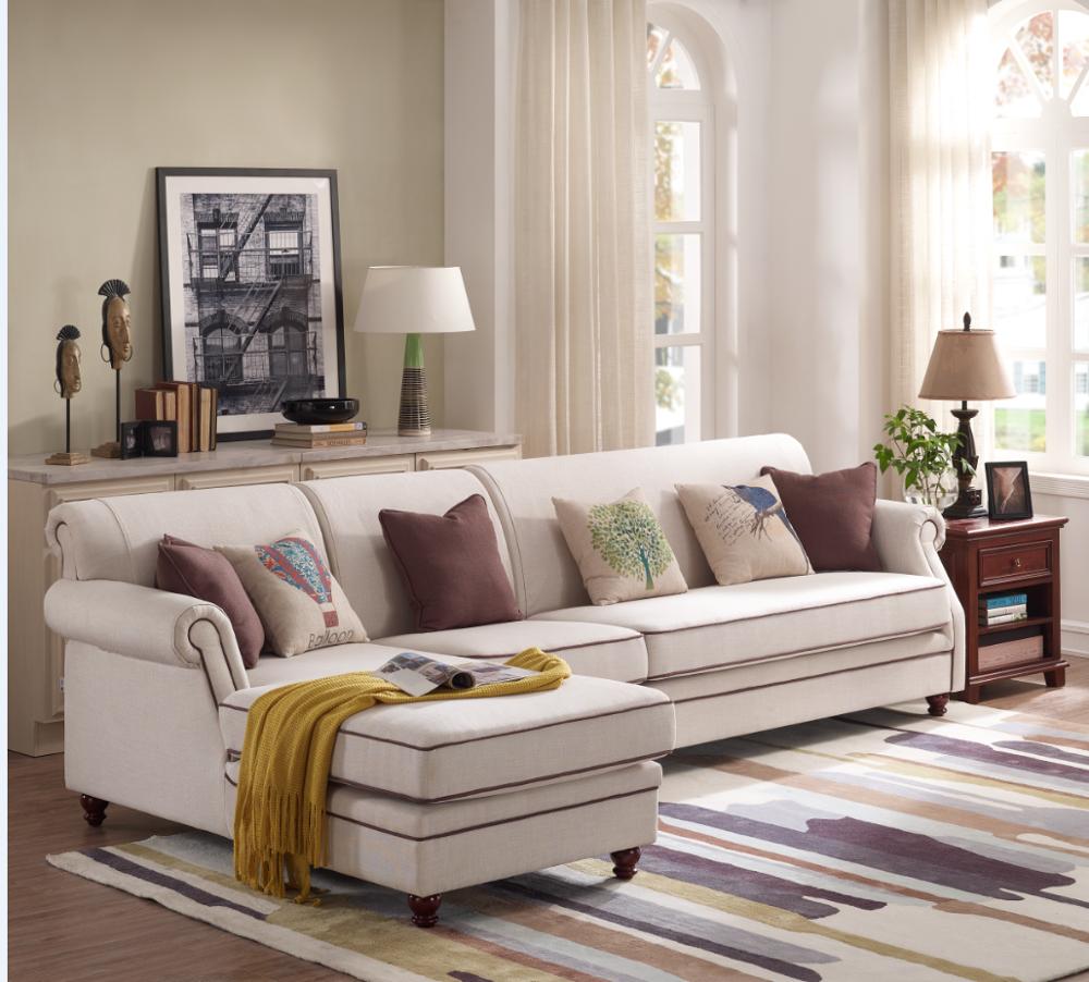 phòng chờ thiết lập bọc điều hành đồ nội thất phòng khách sofa