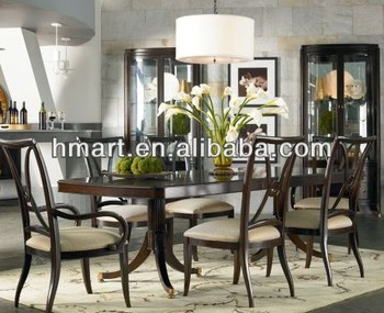 High quality luxury dining room set buy luxury dining for High quality dining room furniture