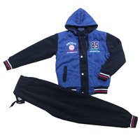 Winter boys clothes set children track suit, kids sports wear, cheap tracksuits sports wear