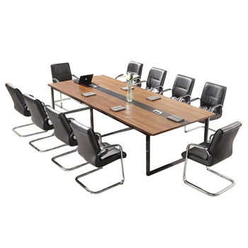 Foshan Luxury Conference Desk Meeting Room/ Boardroom Table