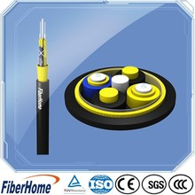 LSZH Small Waterproof Underground Fiber Optic Cable