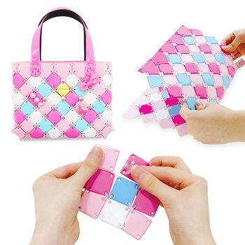 Japan Style Artificial Intelligence Fashion Diy handbag Purse Girl Toys