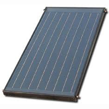 2018 New china supplier high quality Solar flat plate solar heating water system with enamel tank Flat Plate Collector