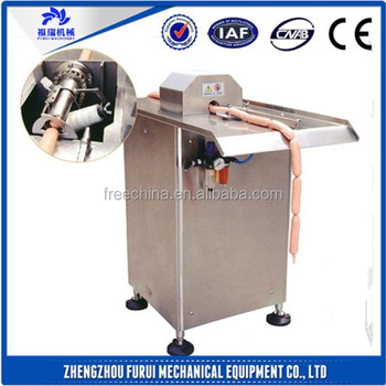 sausage clipper machine