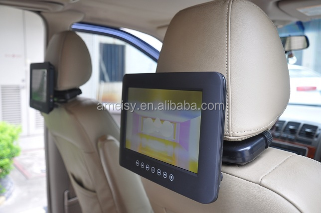 pioneer car dvd player with IR/FM Transmitter