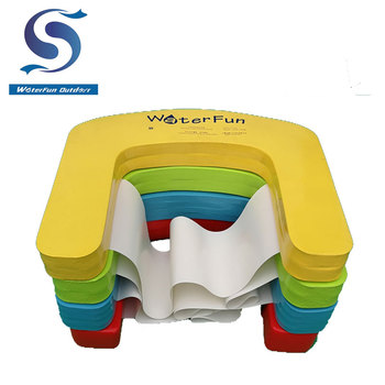 Waterfun Water Toy Swimming Pool Floating Chair Super Soft Aqua ...