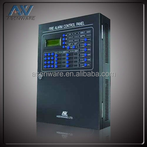 300 Addresses Notifier Fire Alarm Control Panel For Project